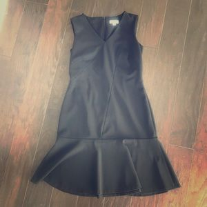 Calvin Klein little black dress EUC
